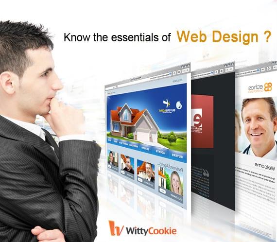 Essentials of Web Design