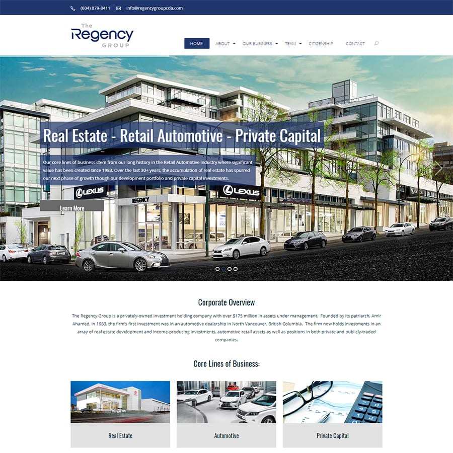 rg4 - The Regency Group  - rg4 - The Regency Group
